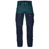 Fjällräven KEB GAITER TROUSERS REGULAR M Miehet - GLACIER GREEN-DARK NAVY