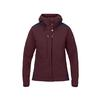 Fjällräven KEB TOURING JACKET W Naiset - DARK GARNET-NIGHT SKY