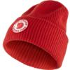 Fjällräven 1960 LOGO HAT Unisex - TRUE RED