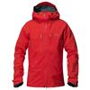 Tierra ROC BLANC JACKET Miehet - CHILI RED