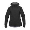 Tierra NEVADO JACKET GEN.2 W Naiset - BLACK