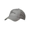 Tierra EMBROIDED ORGANIC COTTON 6 PANEL CAP Unisex - GREY