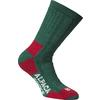 Alpacasocks ALPACASOCKS 3-P Unisex - BRIGHT GREEN/DEEP RED