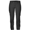 Fjällräven KARLA ZIP-OFF MT TROUSERS Naiset - DARK GREY