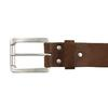 Fjällräven VIKNA BELT Unisex - LEATHER BROWN
