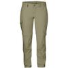 Fjällräven KARLA ZIP-OFF MT TROUSERS Naiset - LIGHT KHAKI
