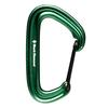 Black Diamond LITEWIRE CARABINER - GREEN
