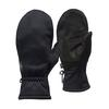 Black Diamond HEAVYWEIGHT SCREENTAP MITTS Unisex - BLACK