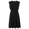 Royal Robbins SPOTLESS TRAVELER DRESS Naiset - JET BLACK
