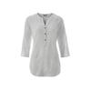 Royal Robbins OASIS TUNIC II 3/4 SLEEVE Naiset - WHITE