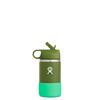 Hydro Flask WIDE MOUTH KIDS 355ML - OLIVE