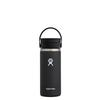 Hydro Flask WIDE MOUTH FLEX SIP 473ML - BLACK