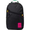 Topo Designs LIGHT PACK Unisex - BLACK/BLACK