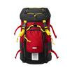 Topo Designs SUBALPINE PACK Unisex - RED/BLACK RIPSTOP