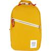Topo Designs LIGHT PACK CANVAS Unisex - YELLOW CANVAS
