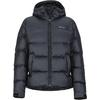 Marmot WM' S GUIDES DOWN HOODY Naiset - BLACK