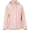 Marmot WM' S PRECIP ECO JACKET Naiset - PINK LEMONADE