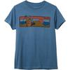 Marmot HIKING MARTY TEE SS Miehet - STARGAZER HEATHER