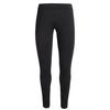 Icebreaker WMNS SOLACE LEGGINGS Naiset - BLACK