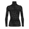 WMNS 250 VERTEX LS HALF ZIP ICE STRUCTURE 1