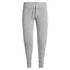 Icebreaker WMNS CARRIGAN SWEATER PANTS Naiset - STEEL HTHR