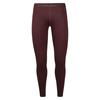 Icebreaker WMNS 200 OASIS LEGGINGS Naiset - REDWOOD