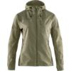 Fjällräven ABISKO MIDSUMMER JACKET W Naiset - SAVANNA-LIGHT OLIVE